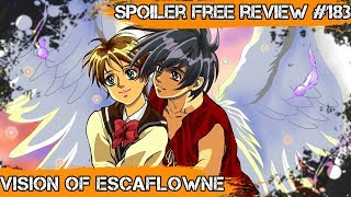 The Vision of Escaflowne Anime Review - Fantasy, Action, Scifi, Romance - 90s Nostalgic Classics