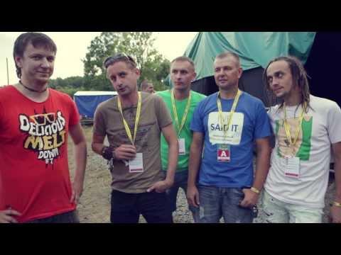 Сергій Жадан та Собаки в космосі (live #zaxidfest 2013)