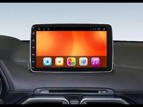 Штатная магнитола Mazda CX-5 II (2017+) Android CF-3113