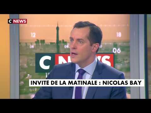 Nicolas Bay (FN) en colère dénonce le laxisme dont fait preuve le gouvernement 26/3