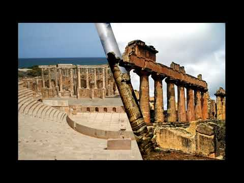 TOP 10 MOST BEAUTIFUL PLACES IN LIBYA