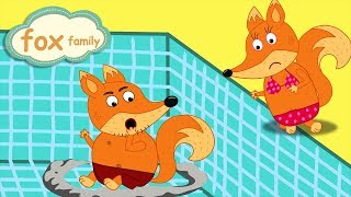 Fox Family and Friends new funny cartoon for Kids Full Episode #378