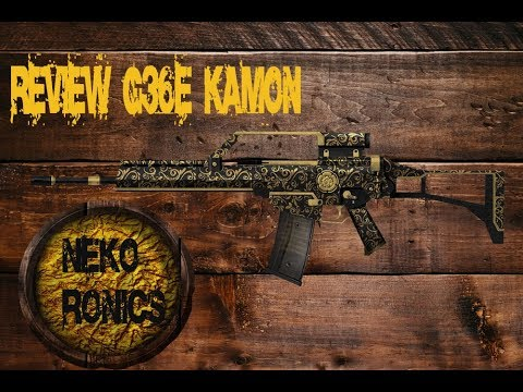 Combat Arms Reloaded   G36E Kamon   Review    _Ronics_   [German/Deutsch]   HD