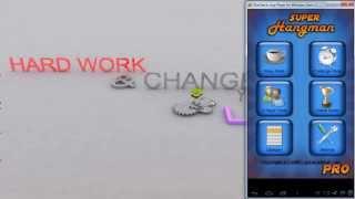 Play Super Hangman Pro On PC