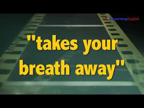 English @ the Movies: 'Takes Your Breath Away'