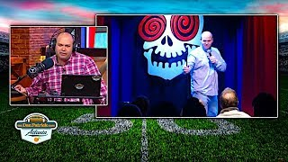 Making the Grade? DP & the Danettes Review Fritzy's Atlanta Stand-Up | The Dan Patrick Show