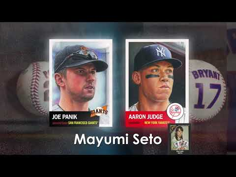 INTRODUCING: Topps Living Set