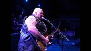 Popa Chubby - Grown Man Crying Blues Amazing Talking Guitar!