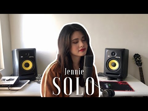 JENNIE - SOLO (Cover By Aiana)