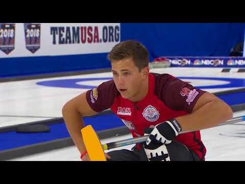Curling Night in America | Episode 1: U.S. vs. Scotland Men