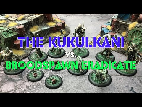 A Forsaken World - Dark Age Battle Reports - Ep 15 NEW KUKULKANI Part 2