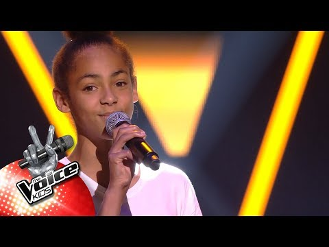 Laura - 'Ex's & Oh's' | Blind Auditions | The Voice Kids | VTM