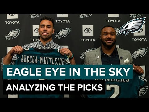 Analyzing the Eagles' Draft Picks w/ Greg Cosell | Eagle Eye In The Sky