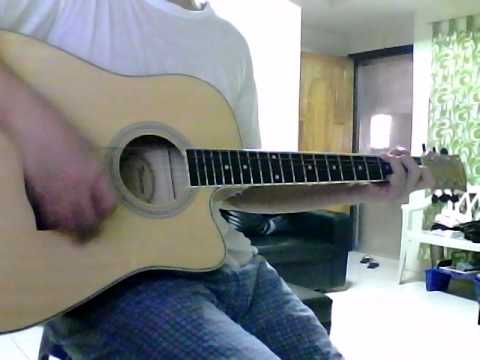 four strong winds how to strum - YouTube