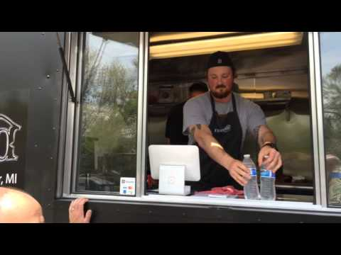 Ricewood Pacific Island BBQ food truck opens in Ann Arbor