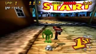 Running Wild (PS1) - Tox Gameplay