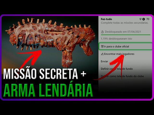 OUTRIDERS CONQUISTA: COMPLETE TODAS AS MISSÕES SECUNDÁRIAS + MISSÃO SECRETA E ARMA LENDÁRIA