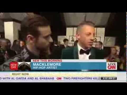 CNN's Cuomo Extols Rapper Macklemore Pro LGBT 'Social Consciousness'