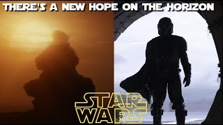 It's not a Skywalker rising that will be or save the future of Star Wars