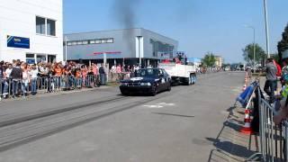 Carpulling Klaaswaal 2011 Gert van Steensel / Covast finale autotrek