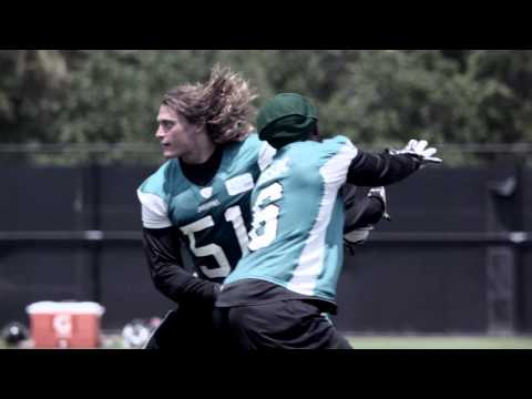 Jacksonville Jaguars - ALL IN - Paul Posluszny