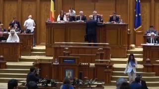 Guvernul Mihai Tudose, votat in Parlament - Inregistrarea integrala a sedintei