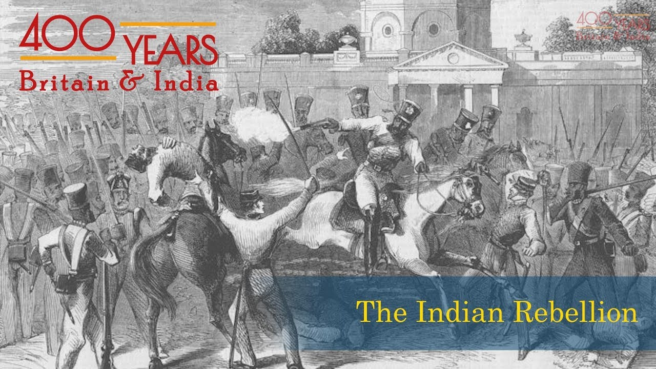 Episode 7 – The Indian Rebellion 1857