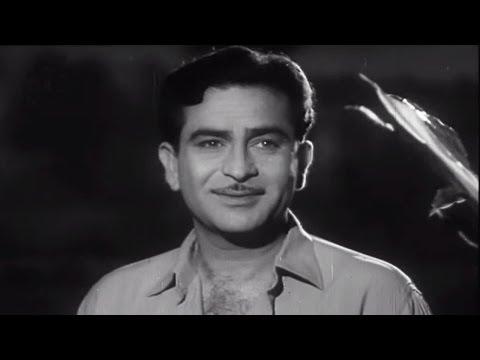 Hale Dil Hamara Jane Na - Raj Kapoor, Mukesh, Shriman Satyawadi Song