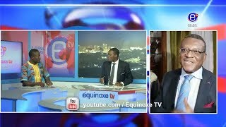 THE 6PM NEWS (DION NGUTE, NEW PRIME MINISTER) FRIDAY JANUARY 4th 2019 - EQUINOXE TV