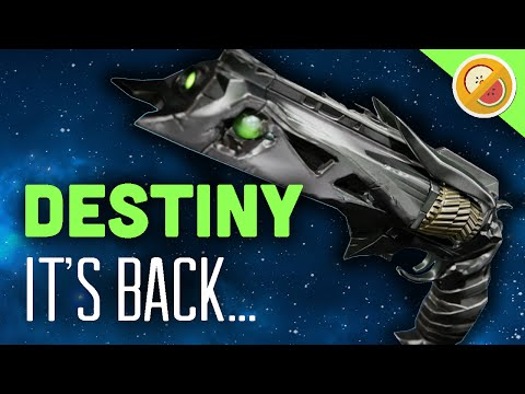 DESTINY Thorn YEAR 3 Exotic Hand Cannon Review & Gameplay (Rise of Iron)