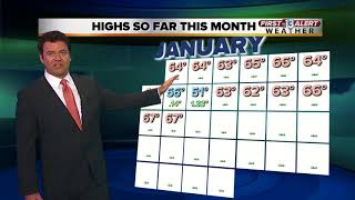 13 First Alert Weather for Jan. 15