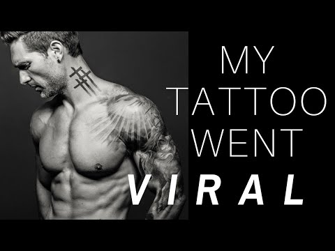 """MY TATTOO WENT VIRAL – Weston Boucher Reveals The """"Meaning"""" Behind His Tattoo"""