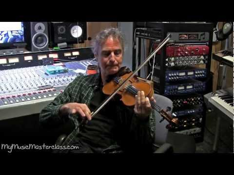 Gary Oleyar Violin and Fiddle Masterclass 1