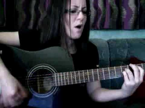 Alter Bridge - Break Me Down (Cover By Ladylaiho83)