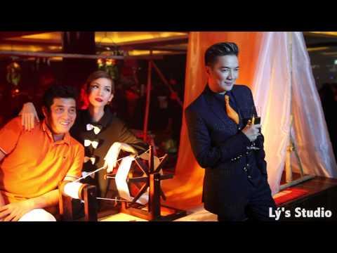 Nghệ sĩ nổi tiếng đến góp vui sinh nhật Mr Đàm 02.10.2014