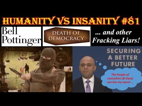 HUMANITY vs INSANITY - #81 : DEATH of DEMOCRACY