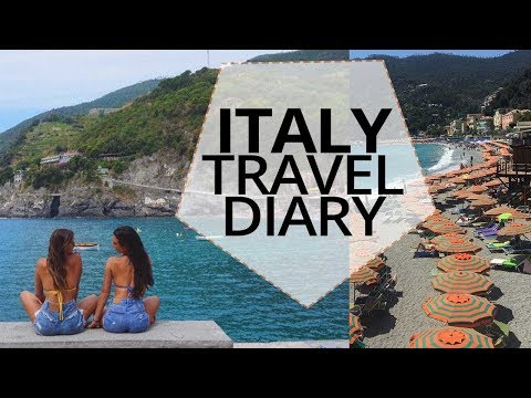 A WEEK IN ITALY - Rome, Florence, Cinque Terre [Vegan] Travel Diary | Leeor Alexandra | Vlog 07