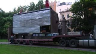 Демонтаж и монтаж котельной на Мойке 48(, 2015-03-06T08:34:32.000Z)
