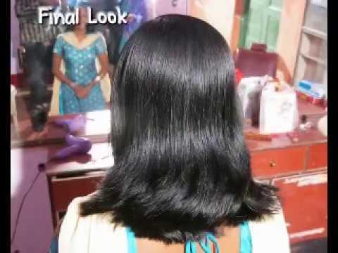 Indian Women Long Hair Cut For Summer Youtube