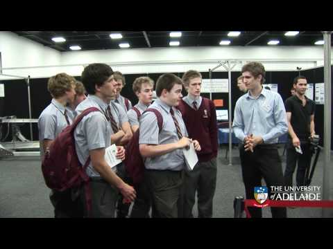 MechExpo 2011: School of Mechanical Engineering Exhibition - Long version