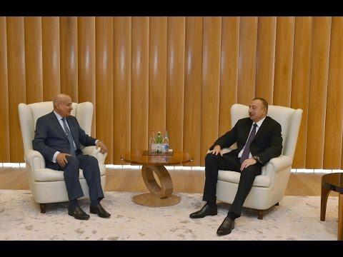 Prezident İlham Əliyev ISESCO-nun baş direktorunu qəbul edib
