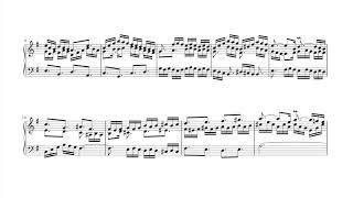 Scheherazade Fugue (piano)
