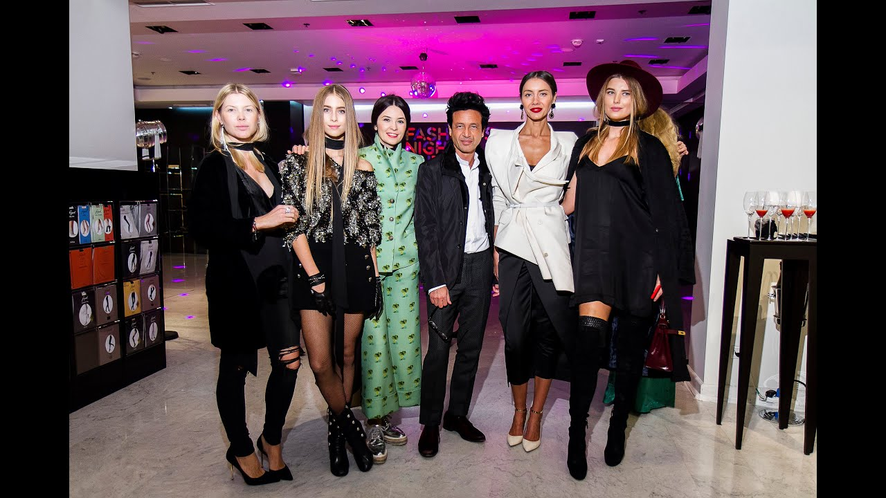 Vogue Fashion 39 S Night Out 2015 Kiev Looks Of Guests Youtube