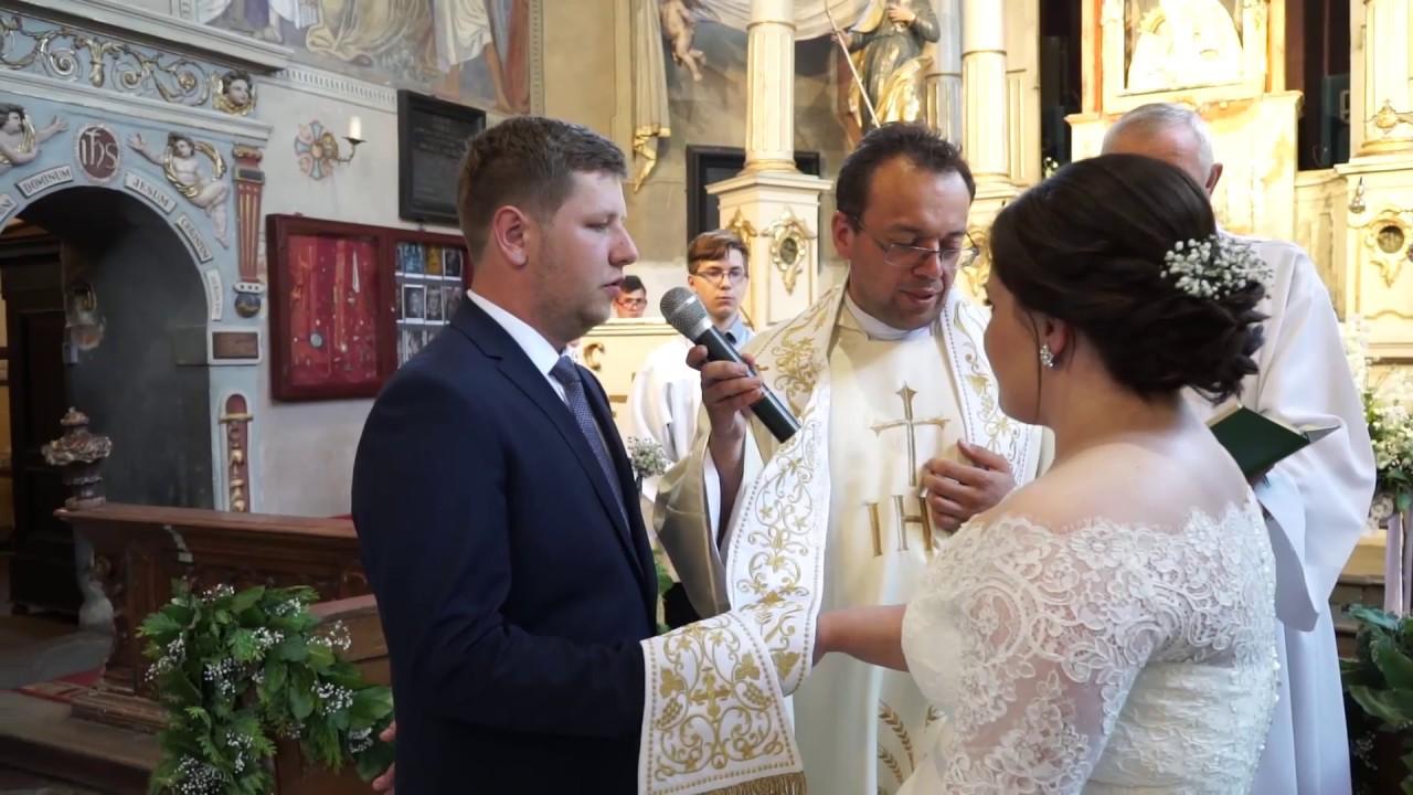 Magda I Bartek Teledysk ślubny W Dworze Hulanka Youtube