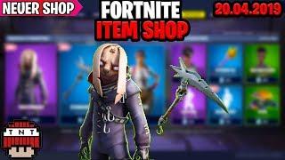💥Neu!🛒HEUTIGER FORTNITE SHOP vom 20.04 🛒 FORTNITE Item Shop von Heute 20 APRIL 2019