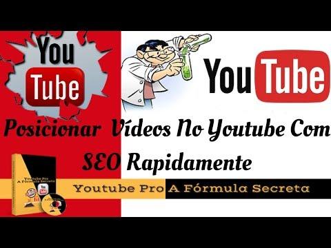 Posicionar Videos No Youtube Com SEO Rapidamente