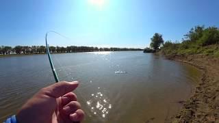 ТАКОГО УЛОВА Я НЕ ОЖИДАЛ! ЧУТЬ НЕ ПОРВАЛ ШНУР!!! ЛОВЛЯ СУДАКА !!Fishing Stories #2