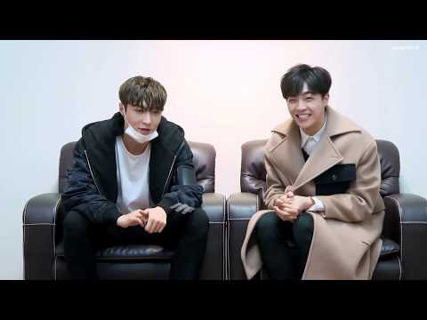 [ENGSUB] 181025 IdolHits BTS - Yixing And Linong Talks About Popular Internet Slangs