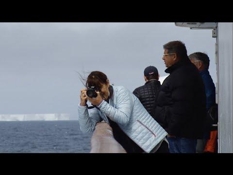 Antarctica's Incredible Icebergs