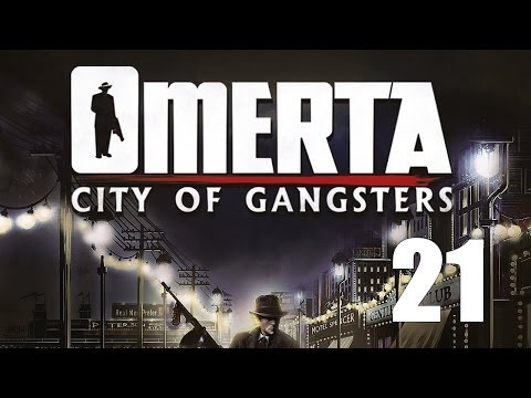 Omerta: City of Gangsters #21 - Harlem